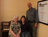 piano family