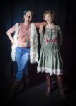 Magie McKaig & Chris Newsom-Runway of Roses-1