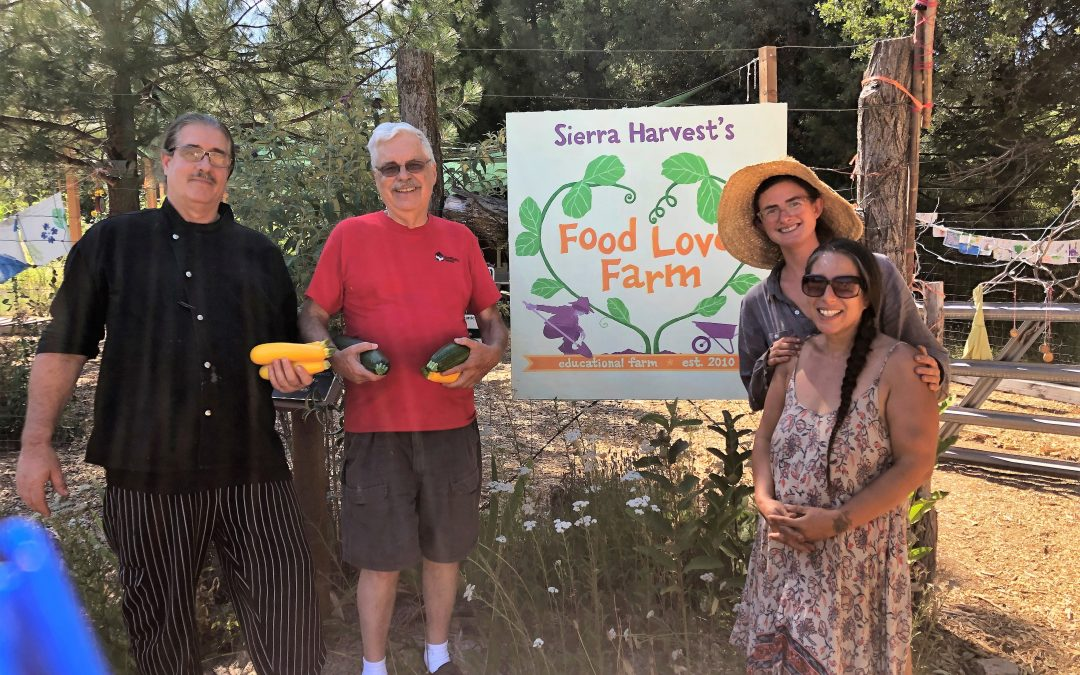 Nevada County Nonprofits Team Up to Help Homeless Residents Receive Nourishment and Expanded Educational Opportunities