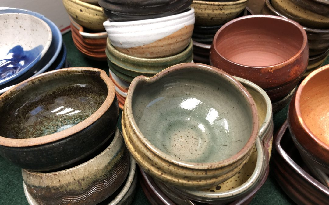 Ticketholders Invited to Pick Up Their Empty Bowls this July