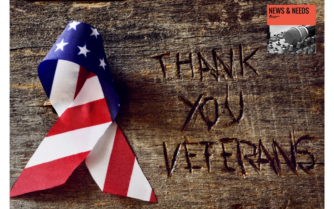 Weekly News: Seventy-Year-Old Veteran Finds a Home