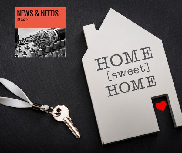 Weekly News: Former Contractor was Homeless and Now Housed