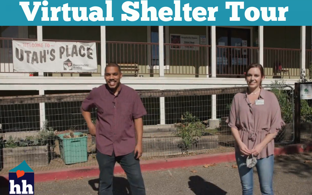 Don't Miss A Virtual Tour of Hospitality House's Homeless Shelter