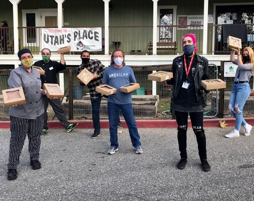 BriarPatch Food Co-op Steps Up to Help People in Crisis with Hospitality House