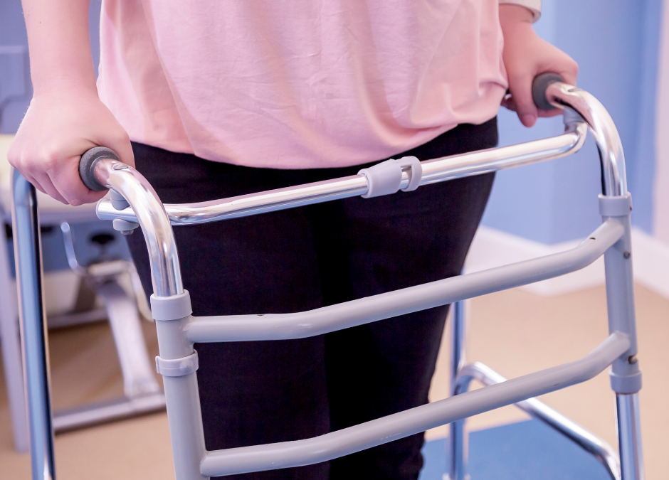 Weekly News: Guest Heals in Recuperative Care Dorm after Having Back Surgery